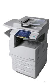 富士施乐Apeosport III C3300复印机复合机
